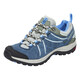 Salomon Ellipse 2 LTR Hiking Shoes Women titanium/deep blue/petunia blue